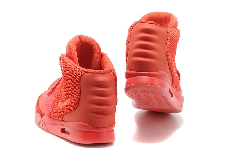 Nike Air Yeezy 2 by Kenye West (Red October) - (009)