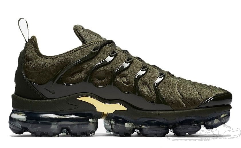 Nike Air Vapormax Plus Cargo Khaki (013)