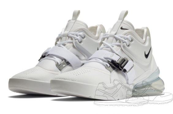 Кроссовки Nike Air Force 270 White (064