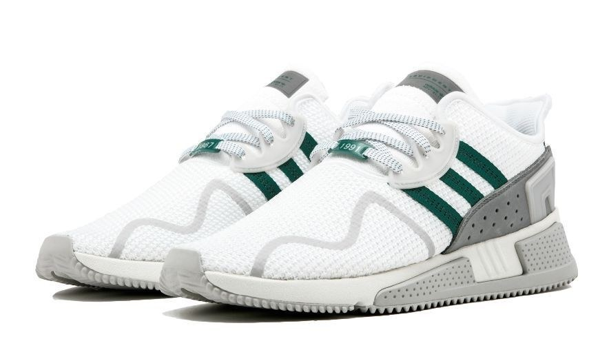 cheaper 569a4 5123c Adidas EQT Cushion ADV (WhiteGreyGreen) (034) ...