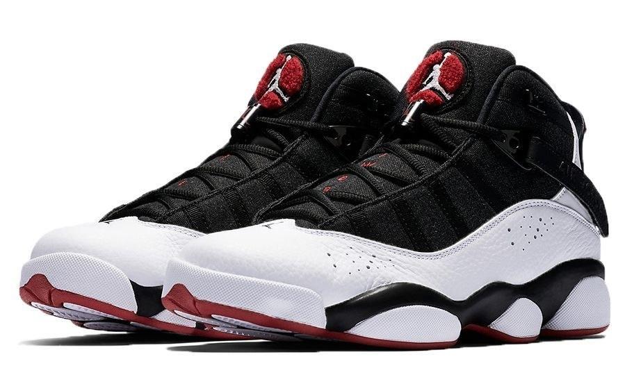 Кроссовки Air Jordan 6 Rings (White
