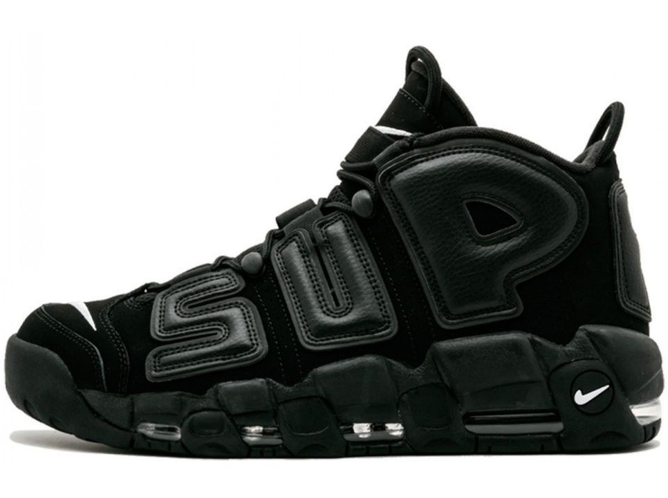 Supreme x Nike Air More Uptempo (001)