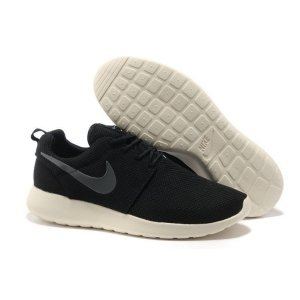 Nike Roshe Run Men (Black/Silver/White) - (020)