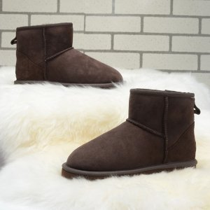 UGG Classic Mini Dark Brown