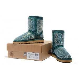 UGG Diamonds Boots Blue