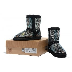 UGG Diamonds Boots Black