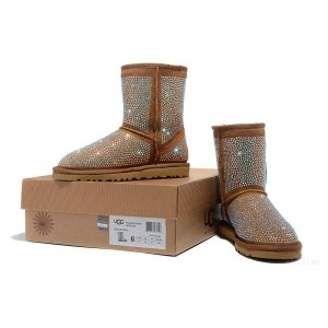 UGG Diamonds Boots brown