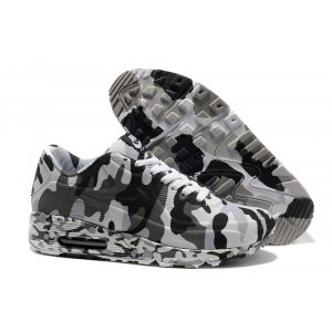 Nike Air Max 90 VT Military (Camouflage white-black) - (007)