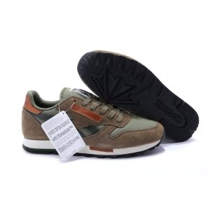 Reebok Classic Leather Utility 2 (Olive) (001)