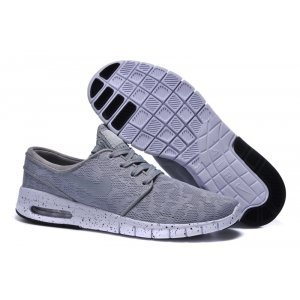Nike SB Stefan Janoski Max Муж (Light Grey) (004)