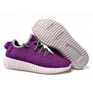 Adidas Yeezy 350 Boost By Kanye West Жен (Purple) (006)