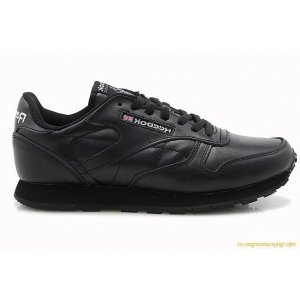 Reebok Classic Leather (All Black) (006)