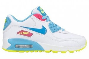 Nike Air Max 90 (Bleu/Light Grey)