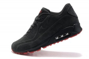 Nike Air Max 90 (VT) Vac Tech (Anthracite/Anthracite Max Orange) - (002)