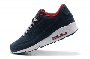 Nike Air Max 90 (VT) Vac Tech (Navy Blue/Red/White) - (004)