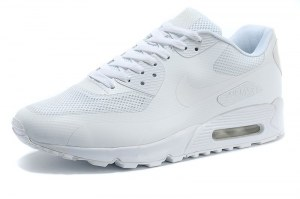 Nike Air Max 90 Hyperfuse (White) - (021)