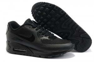 Nike Air Max 90 Hyperfuse (Black) - (020)
