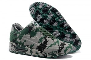 Nike Air Max 90 VT Military (Camouflage Picsel) - (010)