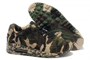 Nike Air Max 90 VT Military (Camouflage brown) - (008)