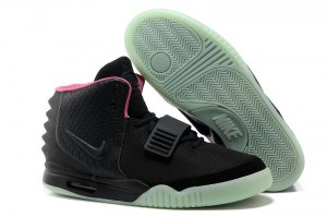 Nike Air Yeezy 2 by Kenye West (Black) - (008)