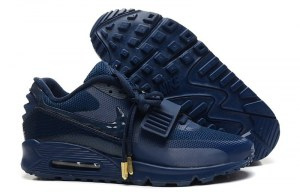 Nike Air Yeezy 2 SP Max 90 Men (Dark Blue) - (004)