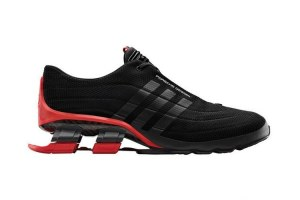 Adidas Porsche Design Bounce S4 (Black/Red) (003)