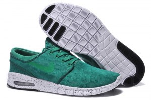 Nike SB Stefan Janoski Max Men (Green/White) (002)