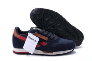 Reebok Classic Leather Utility 2 (Blue) (003)