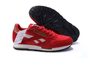 Reebok Classic Leather Utility 2 (Red) (004)