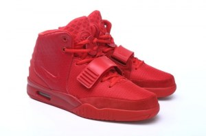 Nike Air Yeezy 2 by Kenye West (Red) (014)