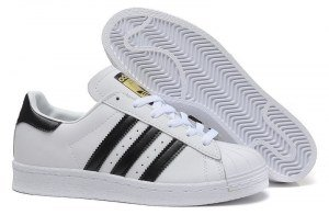 Adidas Superstar II (White/Black) (002)