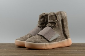 Adidas Yeezy 750 Boost By Kanye West (Light Brown/Chocolate) (022)