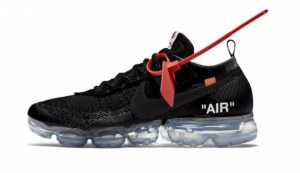 Nike OFF-White Vapormax Black (012)