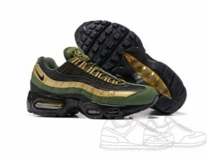 Nike Air Max 95 Essential 'Militia Green' (052)