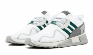 Adidas EQT Cushion ADV (White/Grey/Green) (034)