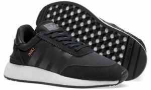Adidas Iniki Runner Boost (Core Black) (006)