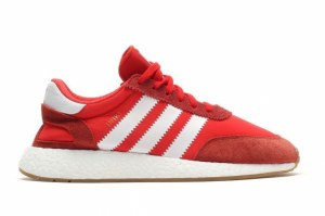 Adidas Iniki Runner Boost (Red) (004)