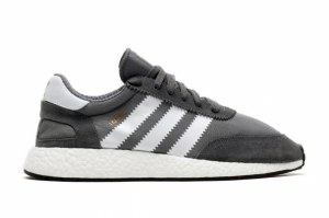 Adidas Iniki Runner Boost (Vista Grey) (005)