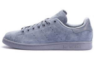 Adidas Stan Smith Suede Gray (015)