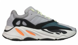 Adidas Yeezy Boost 700 Boost Wave Runner (Solid Grey) (003)