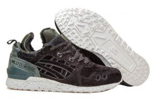 Asics Gel Lyte MT (Black/Green) (045)