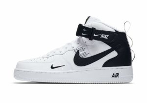 Nike Air Force 1 '07 Mid Utility White/Black (067)