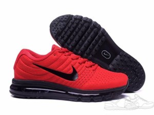 Nike Air Max 2017 Red/Black (040)