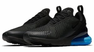 Nike Air Max 270 (Black/Blue) (014)