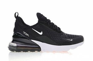 Nike Air Max 270 (Black/White) (006)