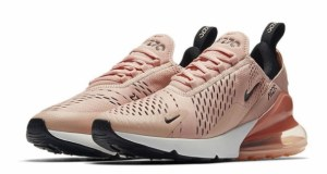 Nike Air Max 270 (Coral Stardust/Black/White) (018)