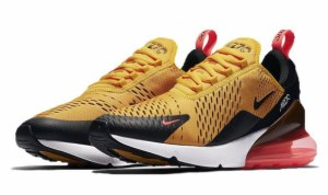 Nike Air Max 270 (Gold/Black) (015)