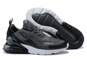 Nike Air Max 270 (Grey/Black/White) (002)