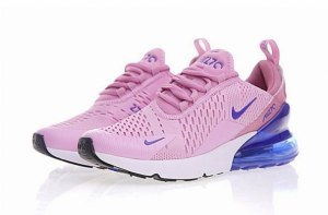 Nike Air Max 270 (Pink/Blue/White) (021)