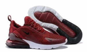 Nike Air Max 270 (Wine Red/Black/White) (003)